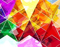 Veuve Clicquot, Geometric Mailbox Design
