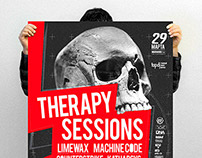 Therapy Sessions | Poster Design