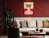 Loft Frida