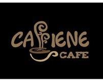 Caffiene Cafe Apron