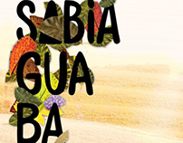 Projeto Editorial: Sabiaguaba, de Camila Aguiar