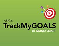 TrackMyGOALS App