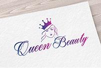 beauty logo psd templates