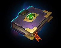 Magic book icon