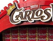 EXHIBIDORES  CARLOS V