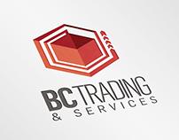 BC TRADING - Identity Logo - Identidad Grafica