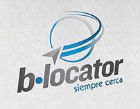 B- LOCATOR - Identity Logo - Identidad Visual
