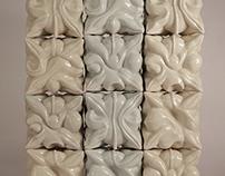 Slipcast Porcelain Vase
