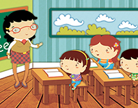 Children English B1, B2 & B3 / Editorial Eduvisión