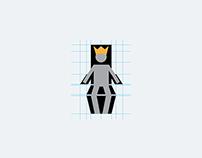 Guidelines Master Icon Design