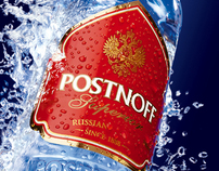 Vodka POSTNOFF