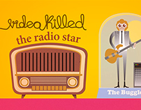 Video Killed the Radio Star -short animation-