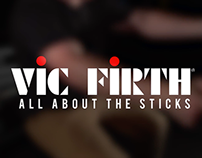 Vic Firth - All About The Sticks