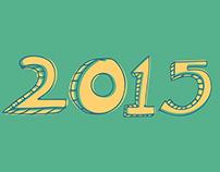 2015 New Year Ident