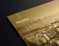 Msheireb Properties Brochure Design