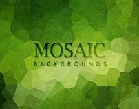 Grunge Mosaic Backgrounds - $3