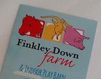 Finkley Down Farm Promotional Leaflet