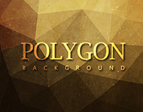 Grunge Polygon Paper Backgrounds - $3