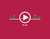 Motion graphic - Brandesign - Christmas