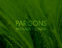 Parisons Package Design