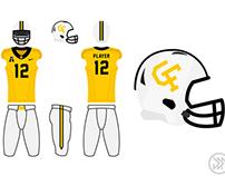 UCF Knights Alternate Uniform Concept