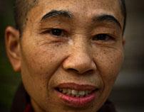 Portraits of Mahabodhi Temple, Bodh Gaya, India