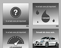 New Digital Campaign - Giulietta GPL - Nov 2014