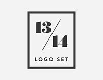 2013-2014 Logo set