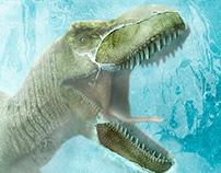 Frozen Dinosaur