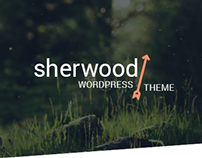 Sherwood - One Page WordPress Theme