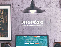Morten.pl - Corporate Identity and Responsive Website