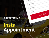 InstaAppointment – Responsive WordPress Theme