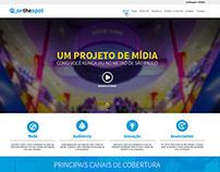 OnTheSpot - New Site Design