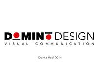 Dave Domino Demo Reel 2014