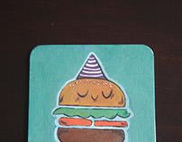 Happy Birthday Mr Burger!