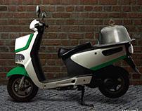 Pizza Venedik Express Motorcycle