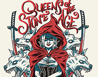 Gig Poster: Queens of the stone age en Colombia