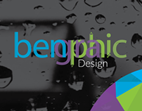 BRANDING: Ben Graphic Design