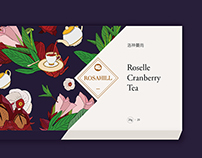 [Rosahell] Tea Packaging