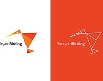 BackyardBirding Logo Contest Entry
