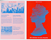 2014 British Arrows Awards Program Notes
