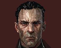 Character Portraits - Dishonored