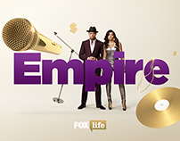 "Foxlife ""Empire"" Graphic Pack"