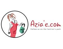 Azia'e Store   Design a new brand