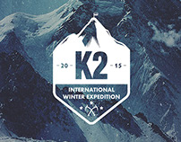 K2 International Winter Expedtion