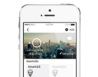 OORT MobileApp (SmartHome remote application)
