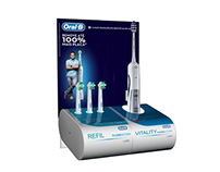 ORAL B - DISPLAY MODULAR
