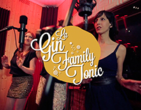 La Gin Family Tonic - Video Session