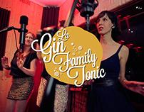 La Gin Family Tonic - Video Session