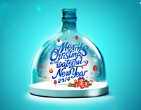 Nestle { Interactive Christmas Card